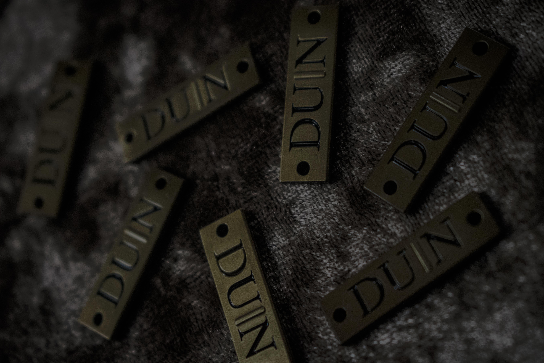 DUIN INTERIOR Logo emblem