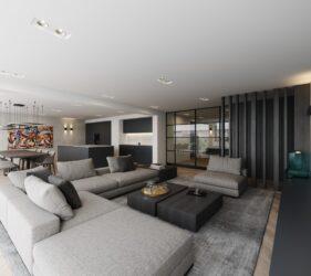 Kempkensberg Groningen Penthouse Interieur