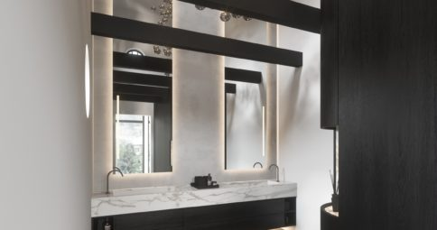 Washroom, Groningen