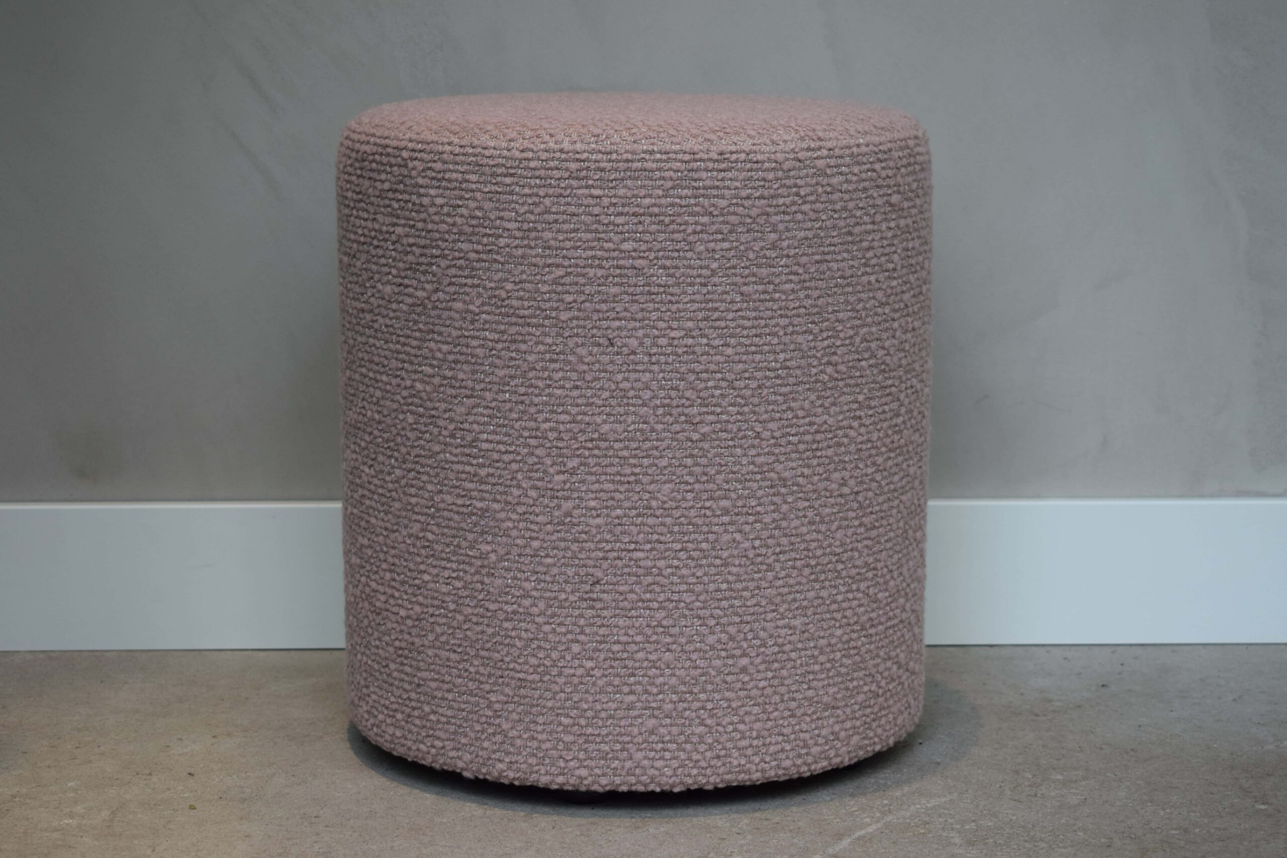 hocker luxi rosa